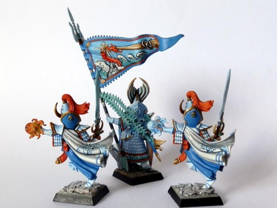 Fleet commander and Masters of Canrieg Tower