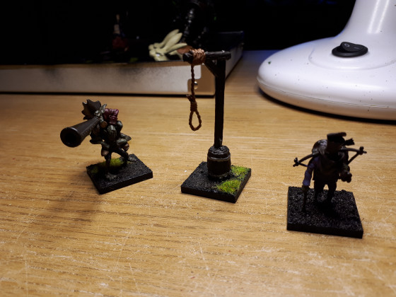 WIP orcs and unit filler.