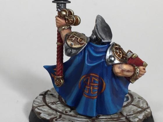 Burli Grumbleson - Clan Runelord