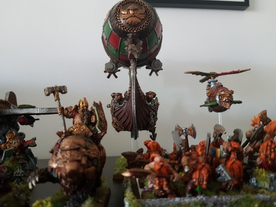 Dwarven Army front