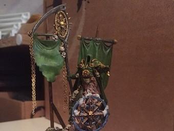 Sorcerer of Envy on Battle Shrine