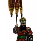 Kegiz Gavem Dwarf I by Paulus Indomitus