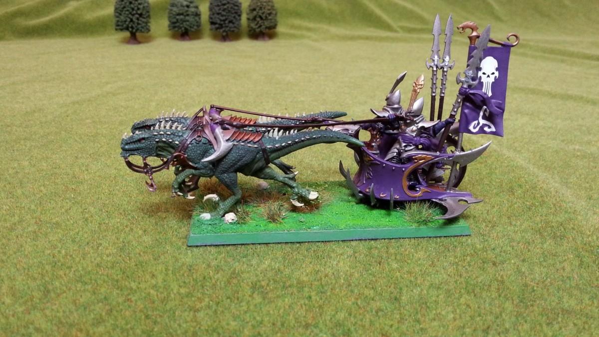 Raptor Chariot