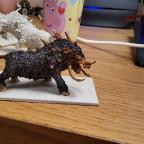 Catwalk pig