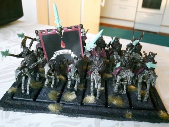 Vampire Covenant Barrow Knights
