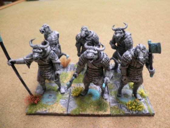 Terracotta Army by Watchful I Studios