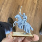 Generic King/Duke designed by caballero miniatures