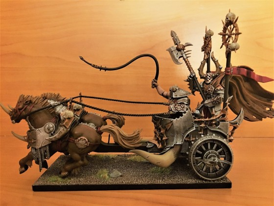 True Chaos Chariot