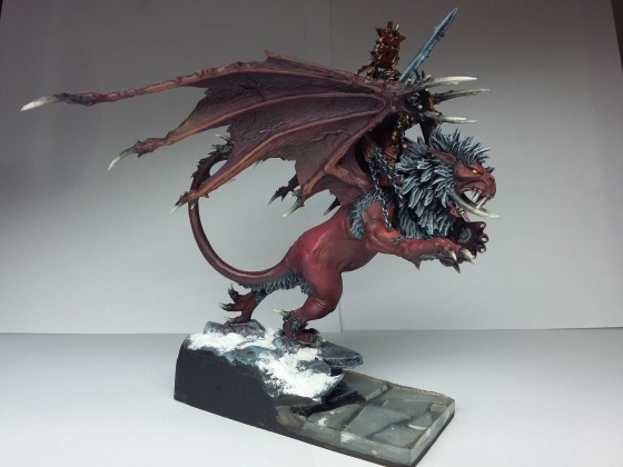 Lord of Chaos on Manticore from Left