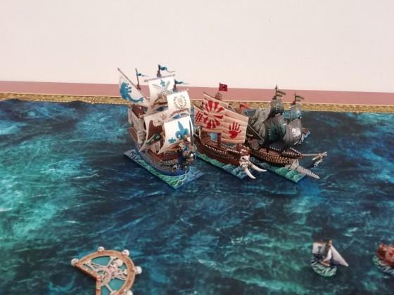 Naval battle detail 1