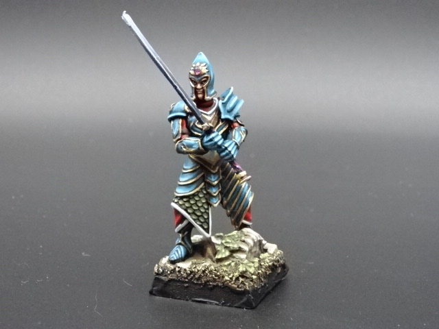Sword marster Last sword miniature by grand frere