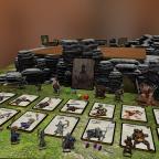 fourteen gladiators!