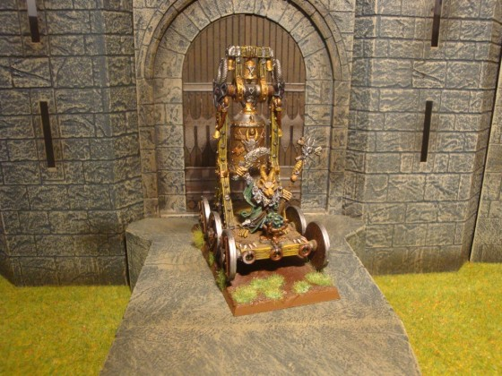 Games Workshop oldhammer Magister on doom bell