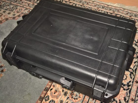 Transport case DH
