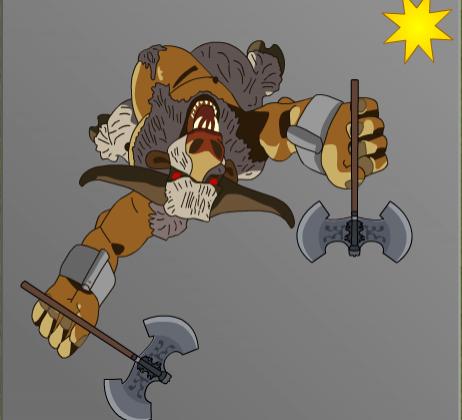 Minotaurs(Paired)Champion