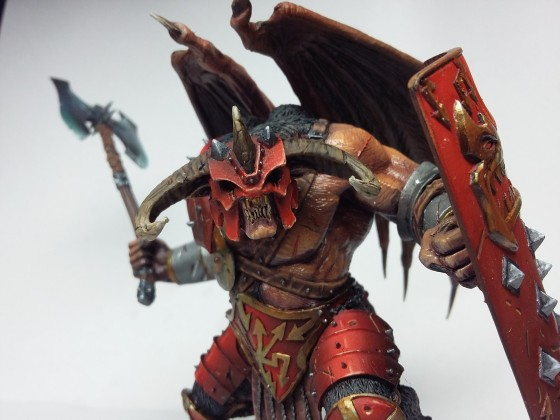 Wrath Daemon prince