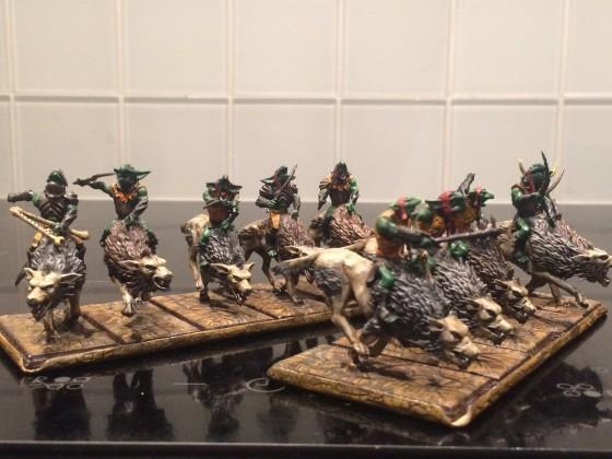 Hobgoblins Wolfriders