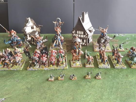 Ogre Khan Army