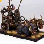 Ramhorn Chariot