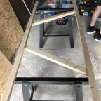 Custom table project step 1 - Woodworking