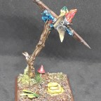 Skink Captain on Pteradon Alpha