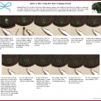 String Bow Knot Tutorial