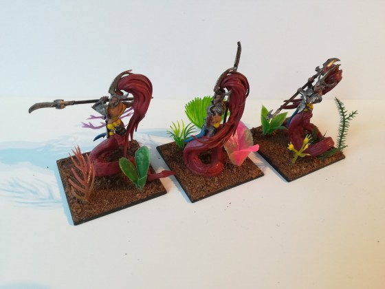 Medusas #1 #2 #3