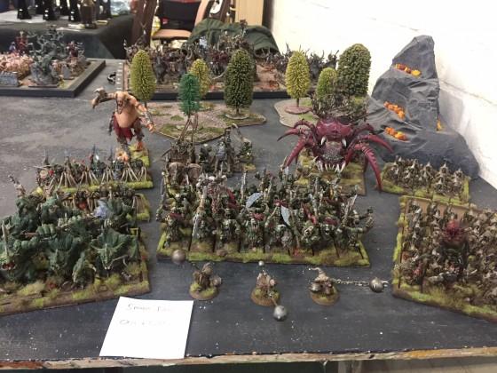 Art of War Tournament Army Overview