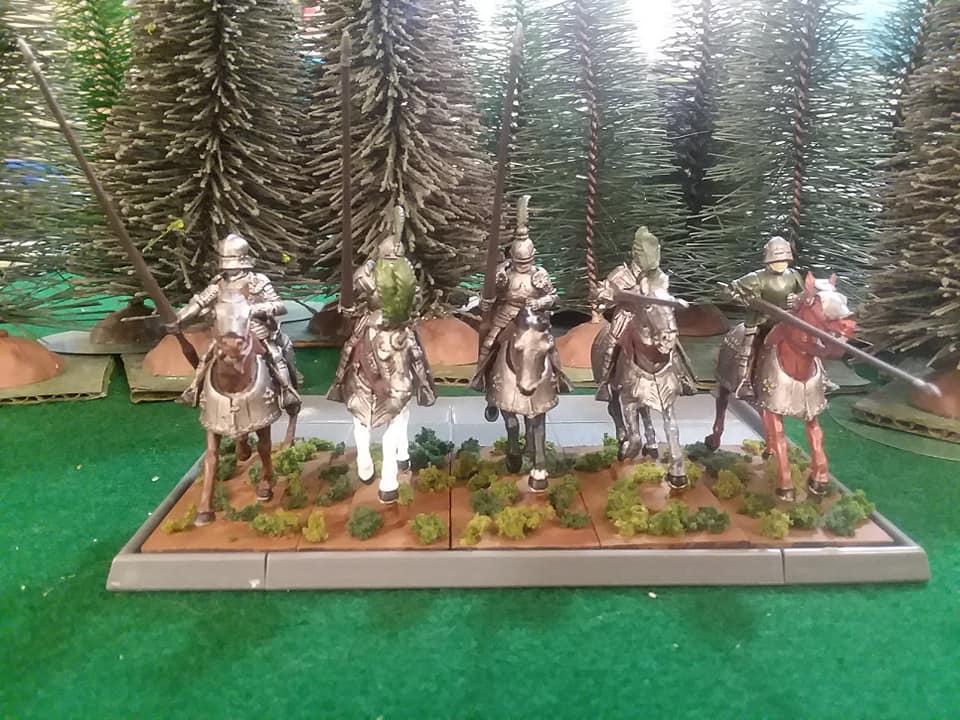 Heavy Cavalry of Asylheim