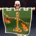 The Scales of Justice - Banner