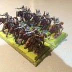 reiters painted