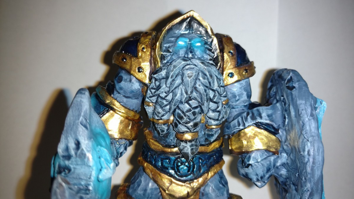 Burak and Stoneshield (Dwarven Holds Unit Filler)