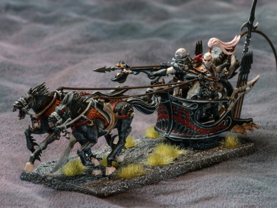 Hunting Chariot