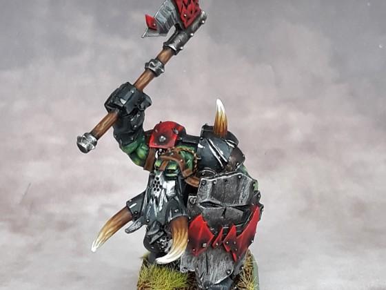Orc Warlord / Kaudillo Orco