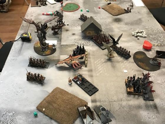 Last Stand 2018 - DE vs HE (HE turn 2)