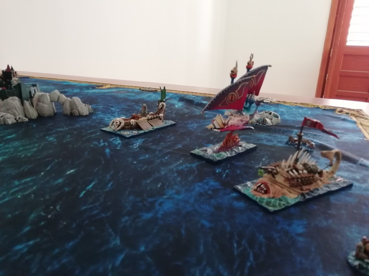 Naval battle detail 4