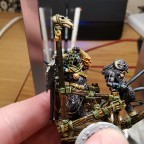 Basic lord on chariot