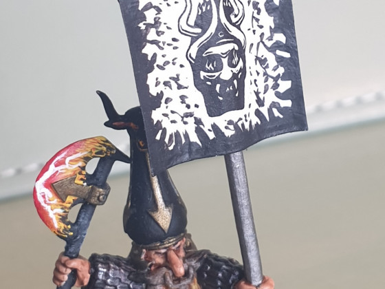 Vizier from admiralty miniatures