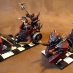 21 Mauler Chariots