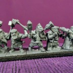 Mantic Dwarves with Paired Weapons