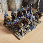 Komainu (aka Electoral Cavalry/Knightly Order)