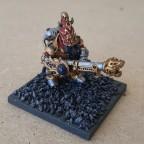 Gunnery Team with Flamethrower