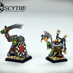 Orc and Goblin heroes