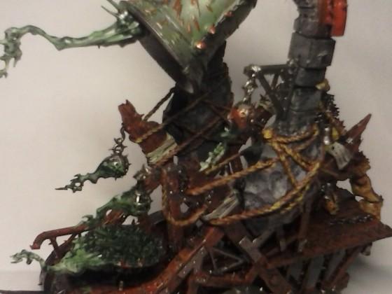 Grey Prophet and Doom Bell