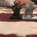 GW Dwarf Thunderer vs E4 Crossbow