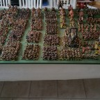 Full army overview of the Swarm