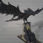 Fire Phoenix Pose Conversion