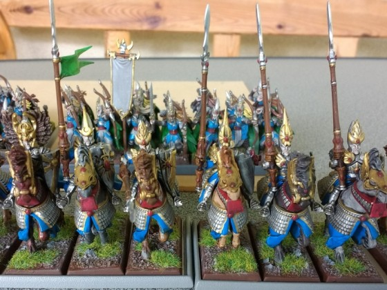 Highborn Lancers 17-24