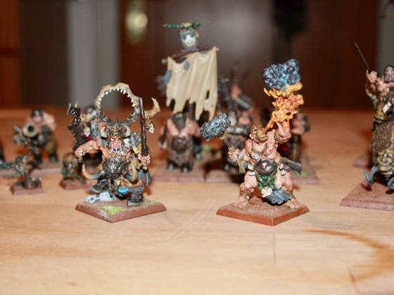 Oger Khans full Army