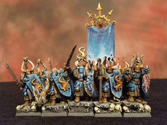 QS WDG Warriors